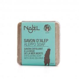 Sapun de Alep Najel cu namol de la Marea Moarta 100g - Najel