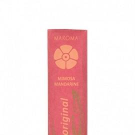 Betisoare parfumate Mimoza & Mandarine - Maroma