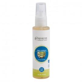 Deodorant natural spray cu aloe vera - Benecos