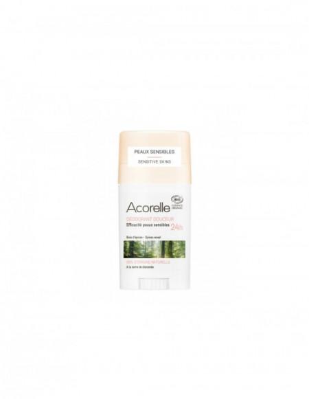 Deodorant stick-gel - lemn aromat 45g Acorelle