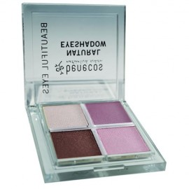 Poze Fard natural pleoape Quattro Beautiful Eyes - Benecos