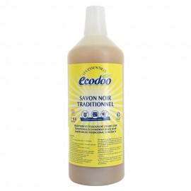 Sapun negru traditional 1L - Ecodoo