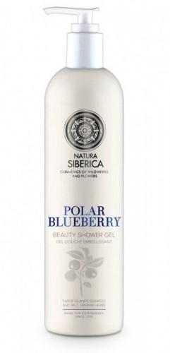 Gel de dus hidratant Polar Blueberry, Copenhagen 400 ml - Natura Siberica
