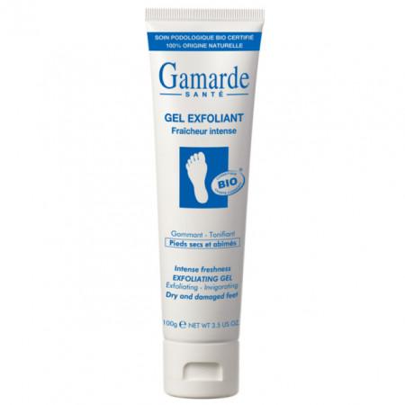 Gel exfoliant pentru picioare Gamarde