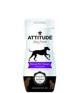 Şampon natural pentru animalul tău de casă, dezodorizant, Coconut Lime, 240 ml