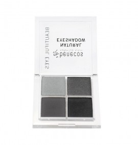 Poze benecos Fard natural Quattro SMOKEY EYES