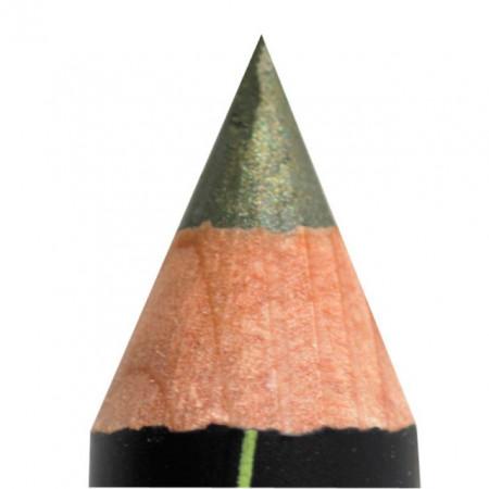 creion ochi verde