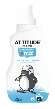 Detergent lichid rufe bebelusi 35 spalari  - Attitude