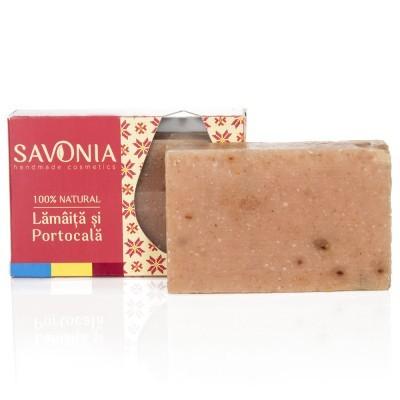 Sapun Natural Lamaita si Portocala - Savonia