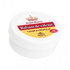 Balsam cu propolis si ceara de albine (ideal pentru calcaie si coate) - Apidava