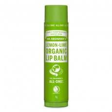 Balsam de buze organic cu Citrice si Lime, 4 grame - Dr Bronner
