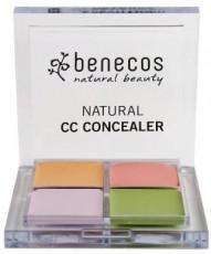 Corector bio multifunctional CC Concealer - Benecos