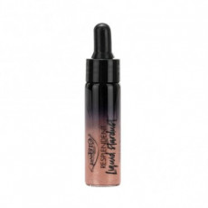 Iluminator lichid 02 Roz Auriu - PuroBio Cosmetics