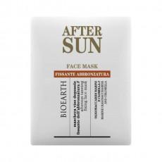 Masca servetel aftersun pentru fixarea bronzului - Bioearth Sun