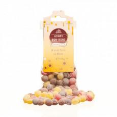 Mix bomboane perle cu miere, 100g - Apidava