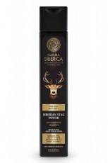 Sampon anti-matreata pentru barbati Stag Power, 250 ml - Natura Siberica
