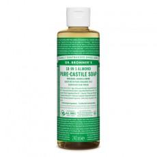Sapun lichid de Castilia 18-in-1 Migdale 60/240/475/945ml - Dr Bronner