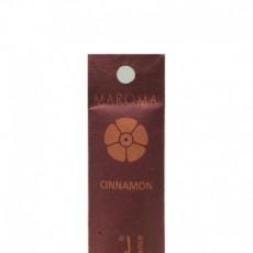 Betisoare parfumate din lemn bambus Cinnamon (scortisoara) - Maroma