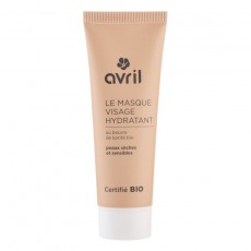 Masca faciala hidratanta cu shea, 50ml - Avril