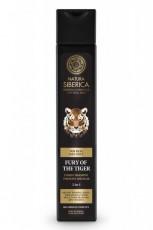 Sampon si gel de dus pentru barbati Fury of the Tiger, 250 ml - Natura Siberica