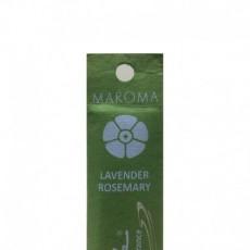 Betisoare parfumate Lavanda & Rozmarin - Maroma