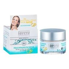 Crema bio, hidratanta antirid cu coenzima Q10 Basis Sensitiv, 50 ml - LAVERA