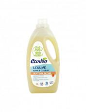 Detergent bio rufe cu aroma de piersici 2L - Ecodoo