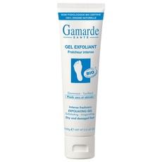 Exfoliant pentru picioare cu menthol si pudra de samburi caise - Gamarde