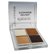 Fard pleoape bio Quatro Coffe and Cream - Benecos