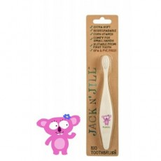 Periuta de dinti ECO pentru bebe si copii, Koala - Jack n' Jill