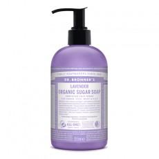 Sapun lichid Sugar Soap LAVANDA – 355 ml/710ml - Dr Bronner