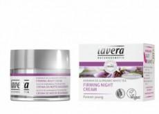 Crema de noapte pentru fermitate cu fitocolagen, acid hialuronic si ulei de karanja, 50 ml - LAVERA