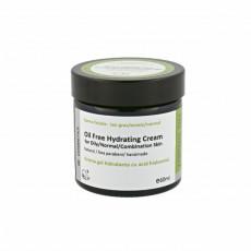 Crema hidratanta fara ulei (contine acid hialuronic)- Qi Cosmetics