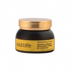 Crema nutritiva cu sofran, 25 ml - Soultree