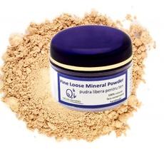 Fine Loose Mineral Powder – pudra libera pentru ten