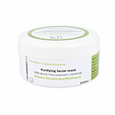 Purifying facial mask – Masca purificatoare pentru ten Qi Cosmetics