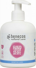 Sapun lichid natural Sensitive Care, 300ml - Benecos
