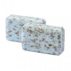 Sapun natural cu miere, particule abrazive si plante uscate - Apidava