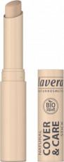 Stick corector pentru imperfectiuni si acnee, Ivory 01 - Lavera