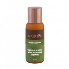 Balsam de par cu hibiscus, 25 ml - Soultree
