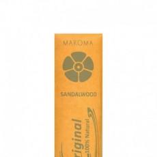 Betisoare parfumate Lemn de Santal - Maroma