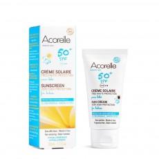 Crema bio protectie solara bebe SPF 50 50ml - Acorelle