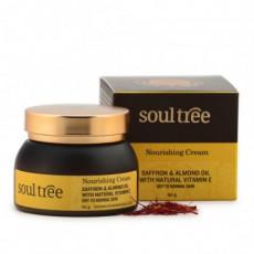 Crema nutritiva cu sofran, 60 ml - Soultree