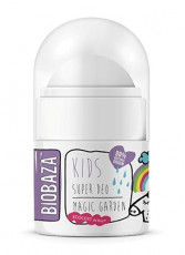 Deodorant natural pentru copii Magic Garden, 30ml - BIOBAZA
