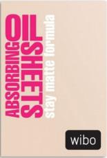 Foite absorbante sebum pentru matifiere ten, 40 buc - Lovely Wibo