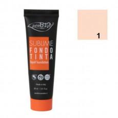 Fond de ten waterproof Sublime 01- Purobio