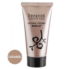 Fond ten natural Caramel - Benecos