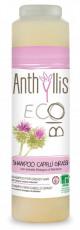 Sampon pentru par gras cu extract de brusture si rozmarin ECO BIO Anthyllis 250 ml
