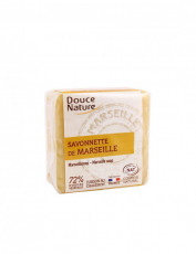 Sapun de Marsilia alb 100g - Douce Nature