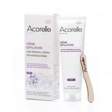 Crema depilatoare naturala pentru corp 150ml - Acorelle